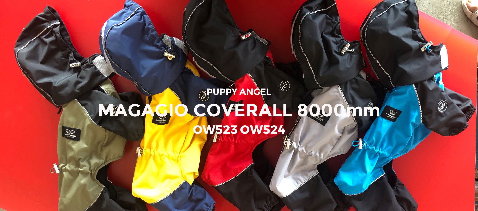 MAGAGIO Coveralls